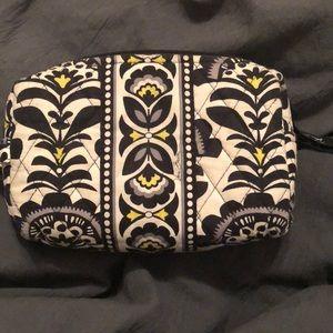Vera Bradley Medium Cosmetic Bag in Fanfare